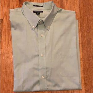 Lands' End button down shirt